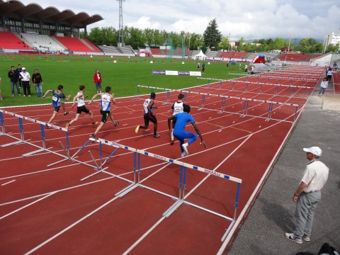 annecy,sport,parc des sports,stade,athletisme